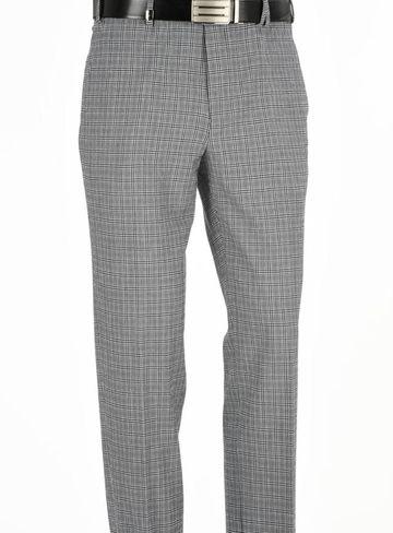 Park Avenue | Park Avenue Medium Grey Super Slim Fit Trouser