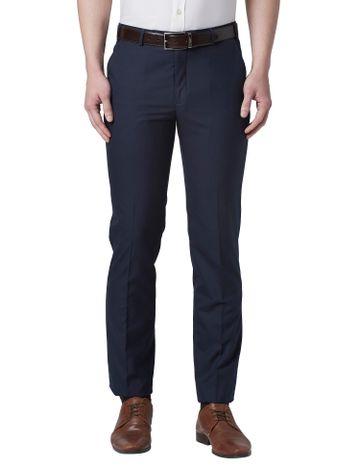 Park Avenue | Park Avenue Blue Trouser