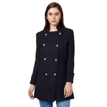 Park Avenue   Park Avenue Woman Blue Jacket