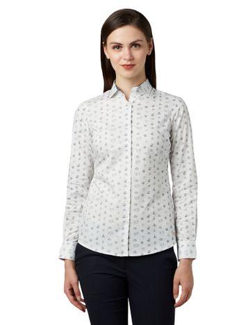 Park Avenue | Park Avenue Woman White Shirts