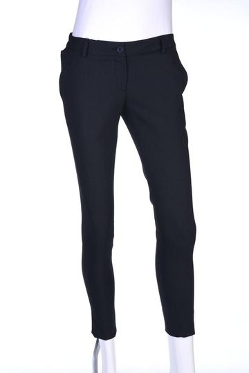 Park Avenue | Park Avenue Woman Blue Trouser