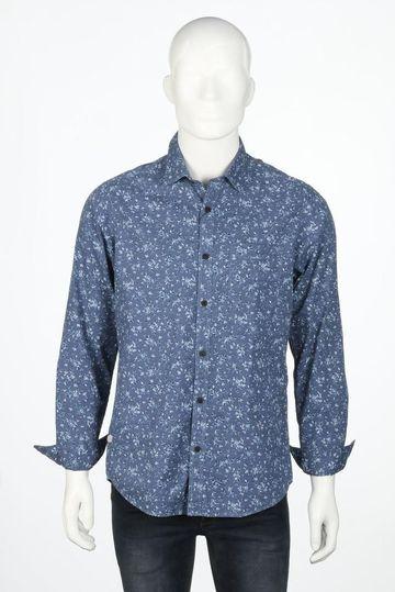 ColorPlus   ColorPlus Dark Blue Shirt