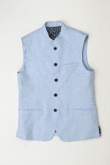ColorPlus   ColorPlus Blue Blazers