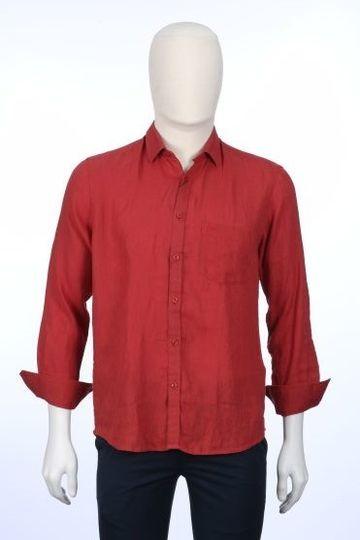 ColorPlus | ColorPlus Dark Red Shirt