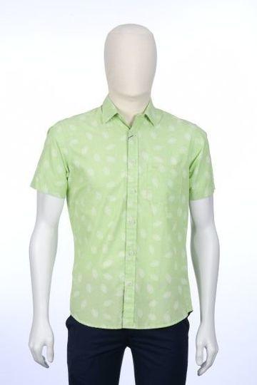 ColorPlus | ColorPlus Medium Green Shirt