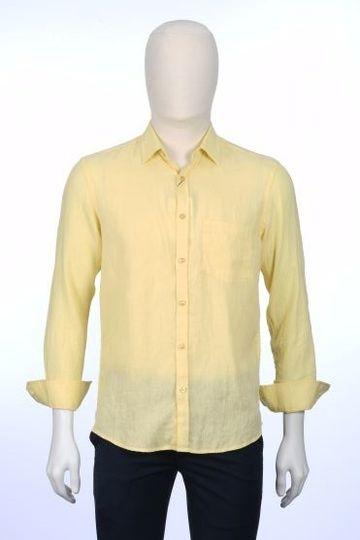 ColorPlus | ColorPlus Medium Yellow Shirt