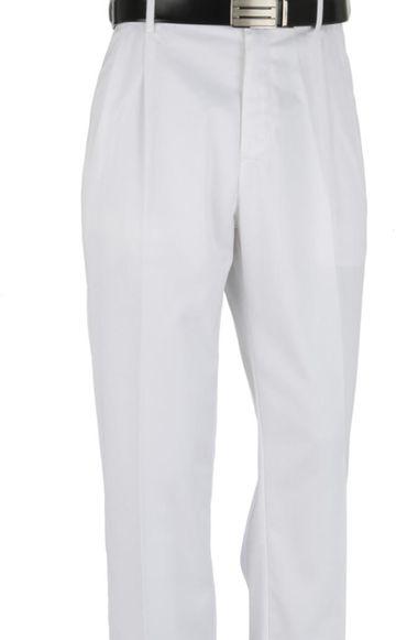 ColorPlus   ColorPlus White Regular Fit Trouser