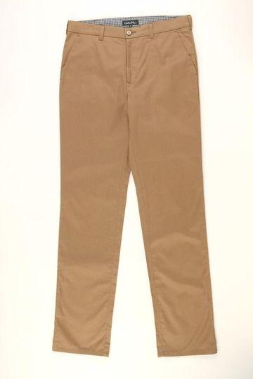 ColorPlus | ColorPlus Medium Khaki Regular Fit Trouser