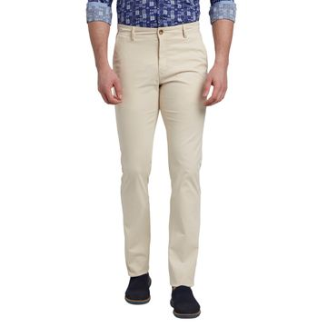ColorPlus   ColorPlus Light Fawn Tailored Fit Trouser
