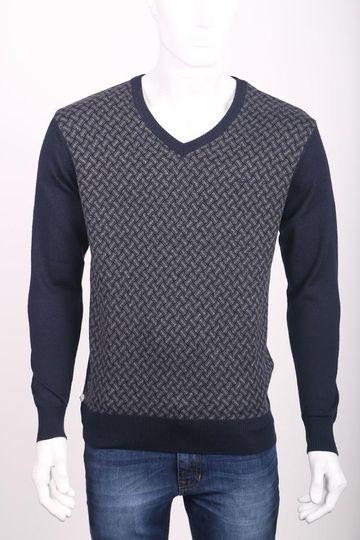 ColorPlus   ColorPlus Blue Sweater