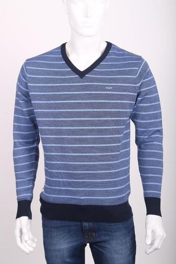 ColorPlus | ColorPlus Navy Tailored Fit Sweater