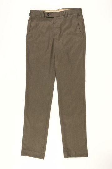 ColorPlus | ColorPlus Dark Brown Tailored Fit Trouser