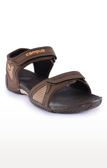 Campus Shoes | Brown Sandals
