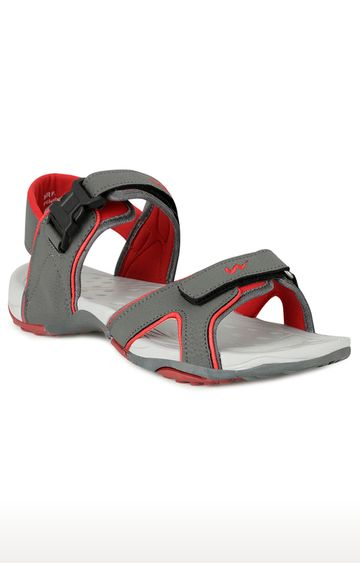 Campus Shoes   Grey Floaters