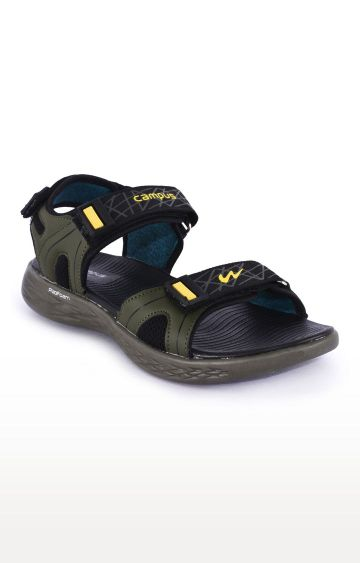 Campus Shoes | Green Sandals