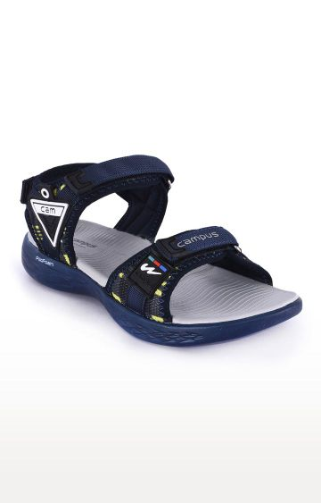 Campus Shoes | Navy Sandals