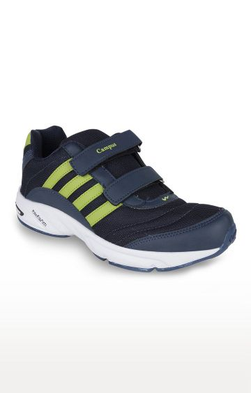 Campus Shoes | Navy Antro - 3V Sports Shoes