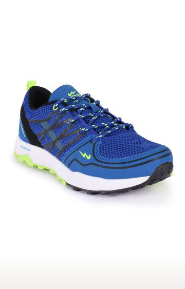Campus Shoes | Blue Running Shoes