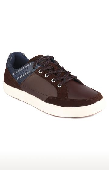 Furo | Brown Sneakers