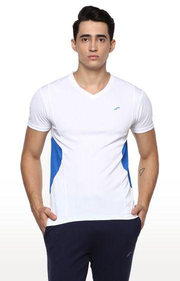Furo | White Solid T-Shirt