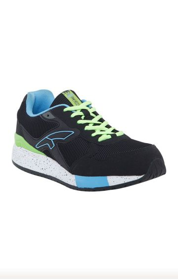 Furo | Black Sports Shoes