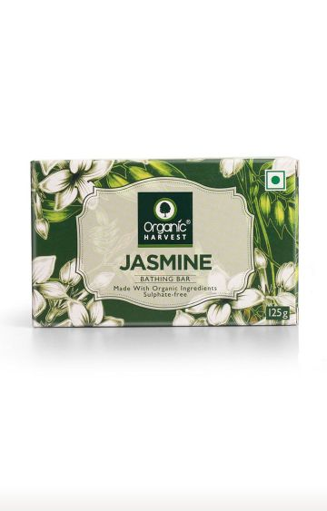Organic Harvest | Jasmine Bathing Bar - 125g