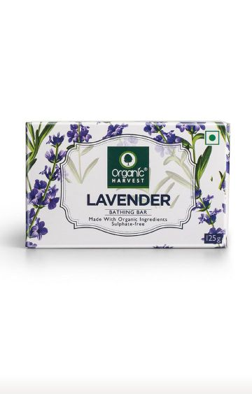 Organic Harvest | Lavender Bathing Bar - 125g