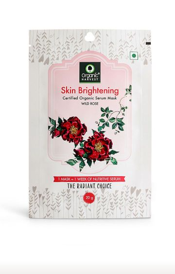 Organic Harvest | Skin Brightening Face Mask - 20g