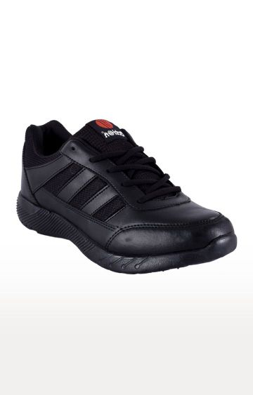 Action | Black Running Shoes
