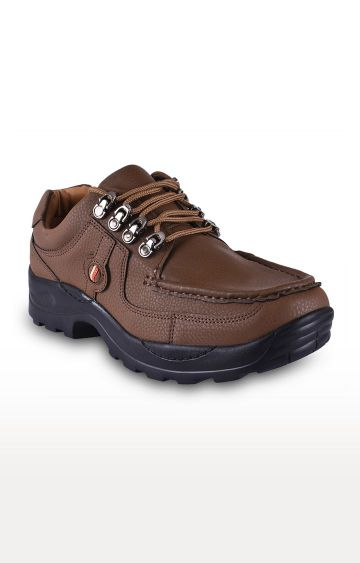 Action | Brown Casual Lace-ups