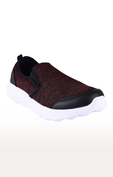 Action | Maroon Running Shoes