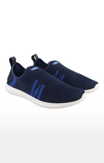 Action | Navy and Black Sports Shoes