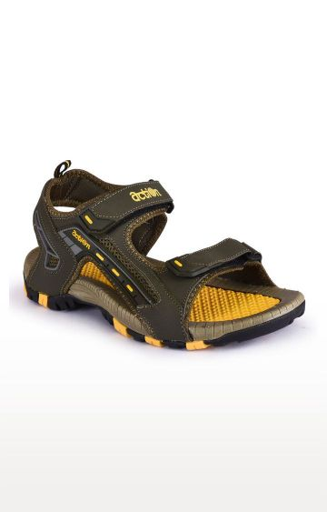 Action | Olive Sandals