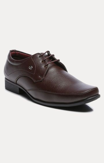 Action | Brown Derby Shoes