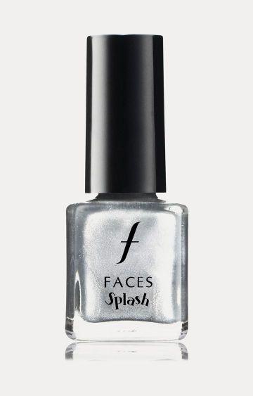 Faces Canada | Splash Nail Enamel - Silver Frost 61