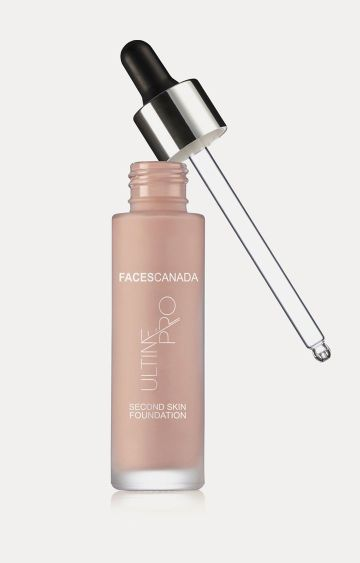 Faces Canada | Ultime Pro Second Skin Foundation - Ivory 01