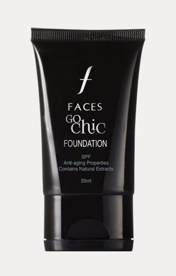 Faces Canada | Go Chic Foundation - Ivory 01
