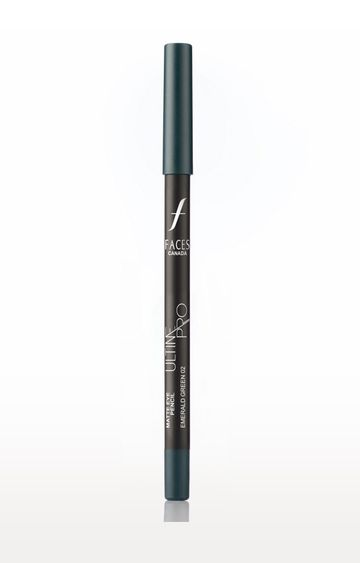 Faces Canada | Ultime Pro Matte Eye Pencil - Emerald Green