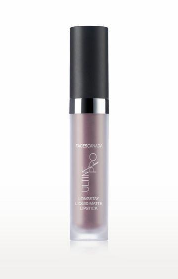Faces Canada   Ultime Pro Longstay Liquid Matte Lipstick - Rusty 02