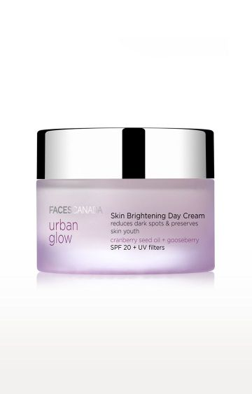 Faces Canada | White Urban Glow Skin Brightening Day Cream - 50 GM