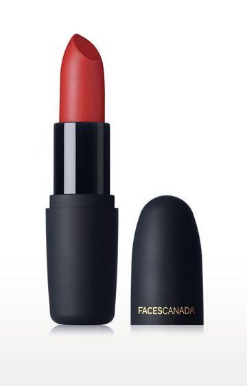 Faces Canada | Weightless Matte Finish Lipstick - Forever Red 03
