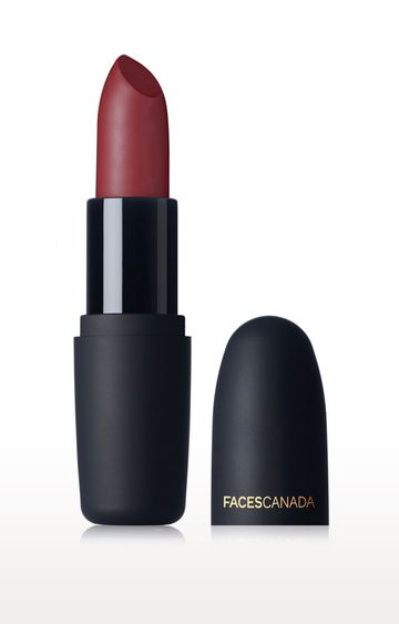 Faces Canada | Weightless Matte Finish Lipstick - Flamboyant Plum 12