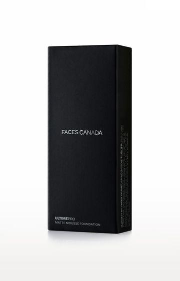 Faces Canada | Ultime Pro Matte Mousse Foundation - Sand 04