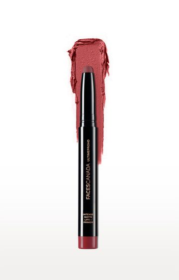 Faces Canada   Blood Moon Ultime Pro HD Intense Matte Lip Crayon and Primer (1.4 GM)