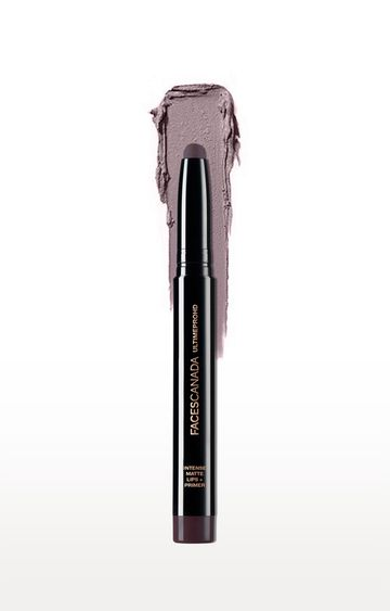 Faces Canada   Nutshell Ultime Pro HD Intense Matte Lip Crayon and Primer (1.4 GM)