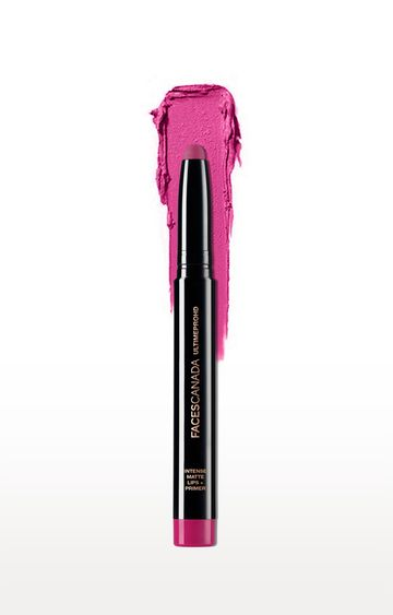 Faces Canada | Flamingo Ultime Pro HD Intense Matte Lip Crayon and Primer (1.4 GM)