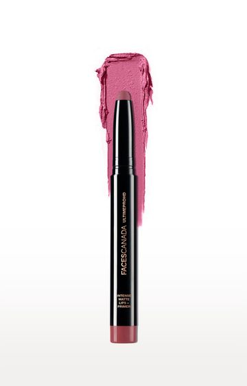Faces Canada   Lights Out Ultime Pro HD Intense Matte Lip Crayon and Primer (1.4 GM)