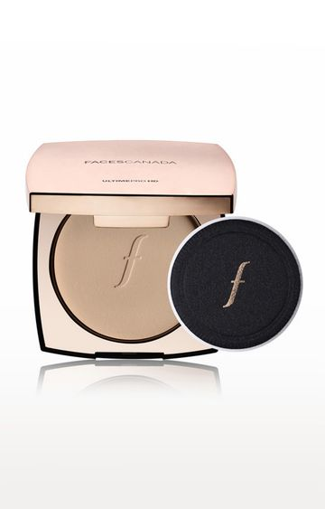 Faces Canada | Just Natural 02 Ultime Pro HD Matte Brilliance Pressed Powder