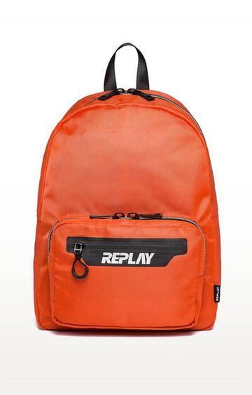 REPLAY | Mandarine Orange Backpack