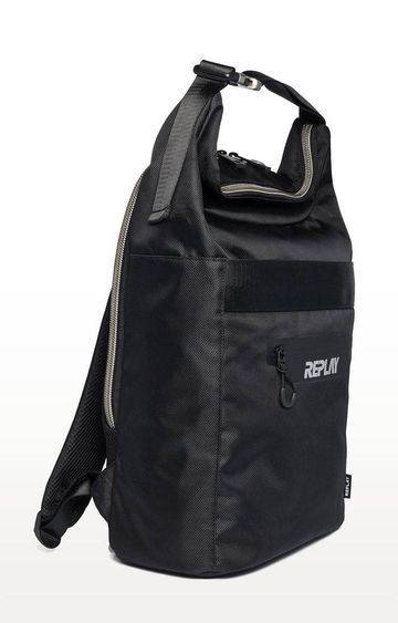 REPLAY | Stone Grey Backpack